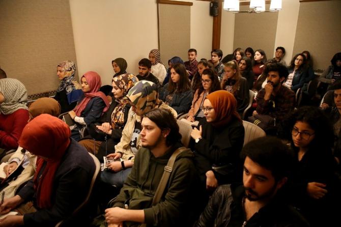 'Kutadgu Bilig Sohbetleri' Tarihi Alicanlar Konağı'nda gerçekleşti