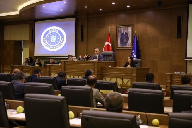 Bursa'da su ve toplu ulaşım fiyatları 2 yıldır değişmedi