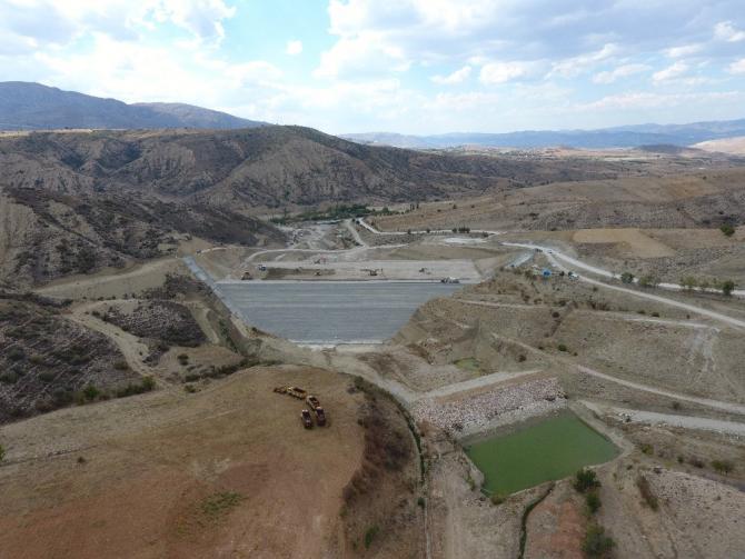 Tefenni Yaylaköy Barajı istihdama ve ekonomiye katkı sağlayacak