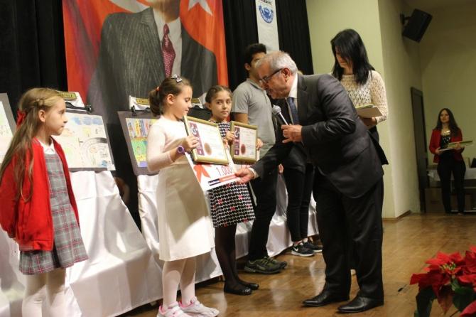 Geleneksel 29 Ekim Yarışmasının ödülleri sahiplerini buldu