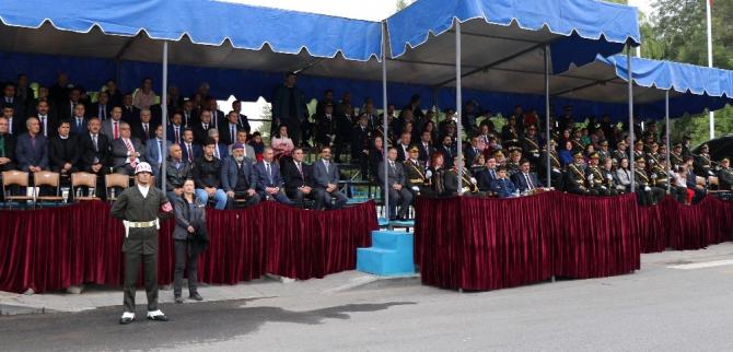 29 Ekim Cumhuriyet Bayramı Erzincan'da coşkuyla kutlandı