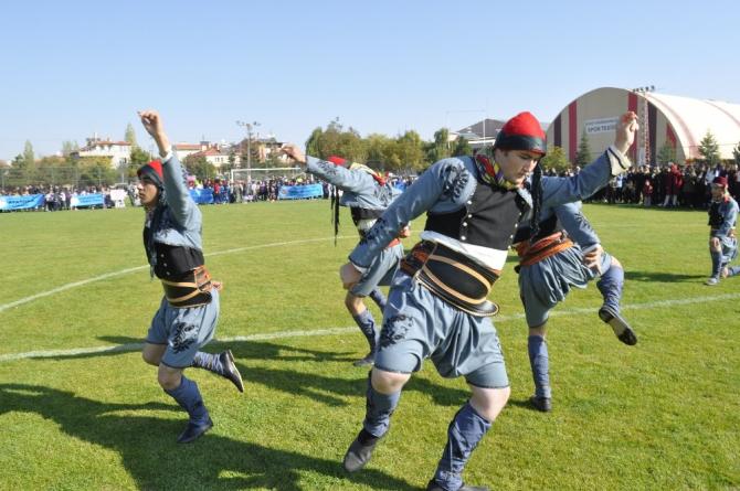 Şuhut'ta 29 Ekim Cumhuriyet Bayramı coşkuyla kutlandı