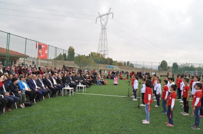 Bünyan'da Cumhuriyet Bayramı Coşkuyla Kutlandı