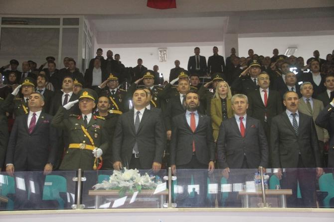 Cumhuriyetin 96. Yılı Elazığ'da coşkuyla kutlandı