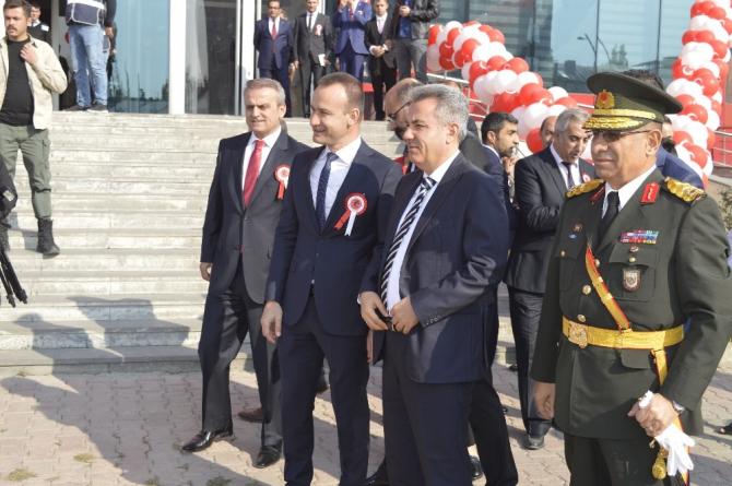 Ağrı'da 29 Ekim Cumhuriyet Bayramı coşkusu