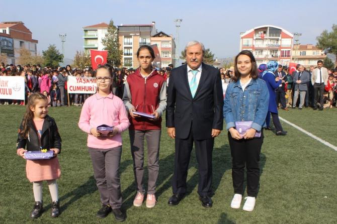 Osmaneli 'de 29 Ekim Cumhuriyet Bayramı coşkuyla kutlandı