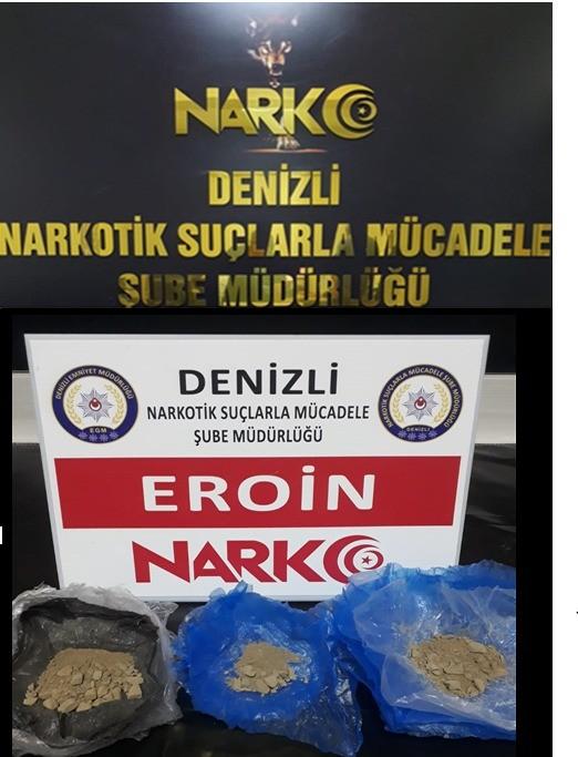 Uyuşturucu operasyonlarında 50 kişi gözaltına alındı 10'u tutuklandı