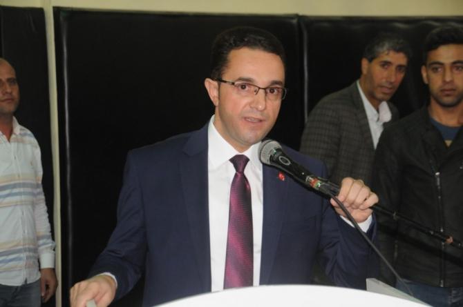Cizre Belediyesi'ne kayyum olarak atanan Kaymakam Sinanoğlu: