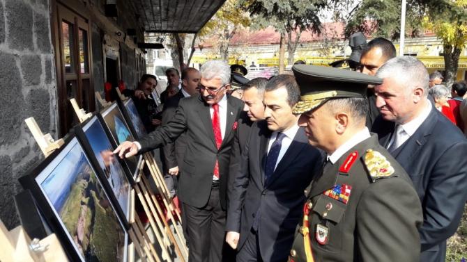"""Kars'ta """"Fotoğraf Diliyle Kars"""" fotoğraf sergisi açıldı"""
