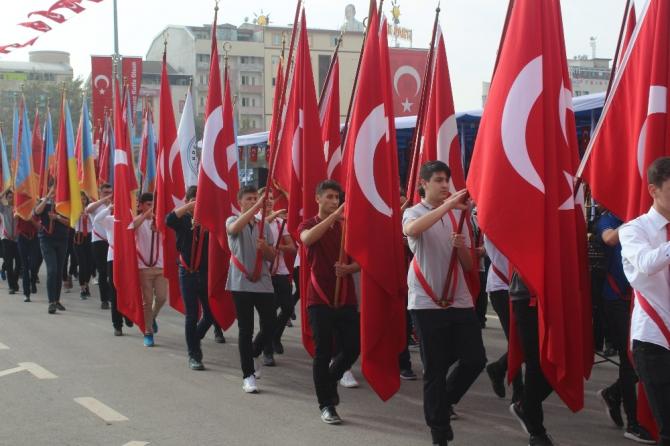 29 Ekim Cumhuriyet Bayramı Kocaeli'de kutlandı