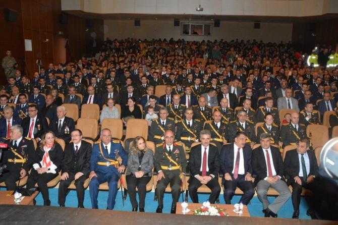 Malatya'da cumhuriyetin 96. yıl dönümü kutlandı