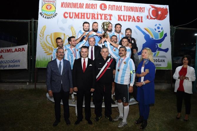 Cumhuriyet Kupası final maçında Selçuk Dereli düdük çaldı
