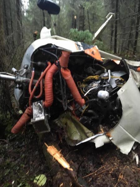 Rusya'da kaybolan uçağın enkazı 3 gün sonra bulundu