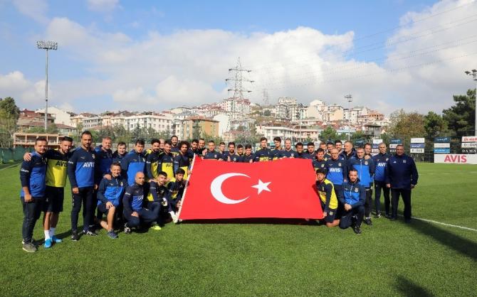 Fenerbahçe, kupa maçı hazırlıklarını tamamladı