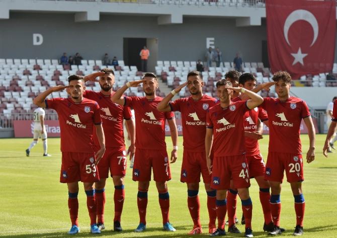 Ziraat Türkiye Kupası: Altınordu: 3 - Amed Sportif: 1