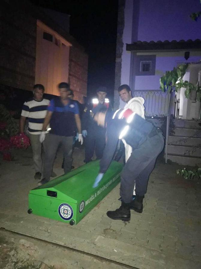 Fethiye'de cinayet
