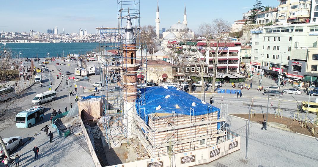 Üsküdar, Selman Ağa Camisi'ne kavuşmayı bekliyor