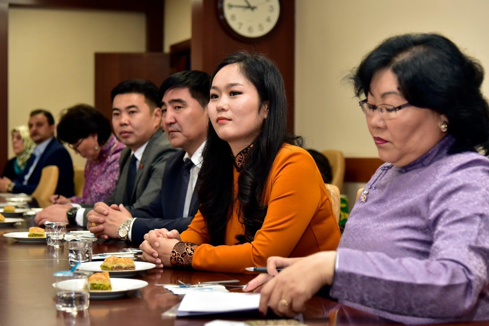 Pendik'ten Moğolistan'a ''Sıfır Atık ve Geri Dönüşüm'' konusunda işbirliği