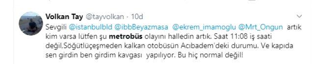 İstanbul'da yine aynı görüntü! Vatandaşlar isyan etti