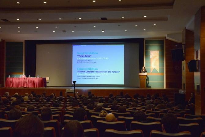 11. Uluslararası Anadolu Kaligrafi ve Tipografi etkinlikleri başladı