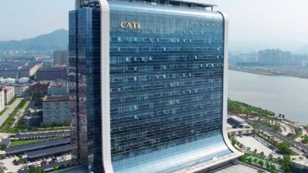 Dünya devi CATL iş birliği için Türkiye'de! Şirketin kıdemli yöneticisi duyurdu