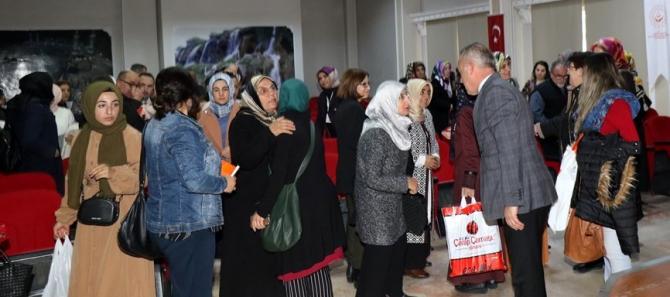 """Erzincan'da """"Kadın Kooperatifinin Güçlendirilmesi İşbirliği"""" toplantısı yapıldı"""