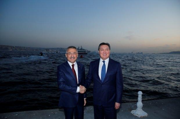 Fuat Oktay büyük anlaşmayı böyle duyurdu: '19 sözleşme imzalandı'