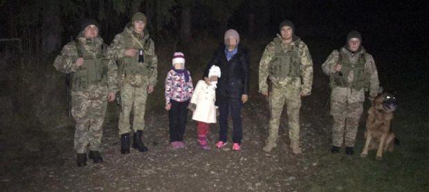Ukrayna sınırlarında 5 Türk vatandaşı yakalandı