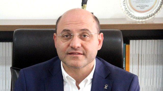 Ali Çetinbaş kimdir?| Ali Çetinbaş İstifa mı etti? | Kütayha İl Başkanı Ali Çetinbaş