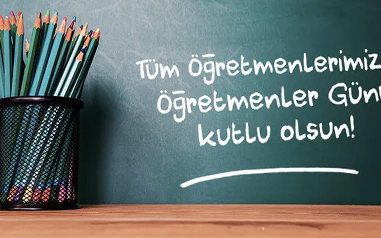 Öğretmenler Günü resmi tatil mi 2019? Öğretmenler Günü'nde tatil var mı?