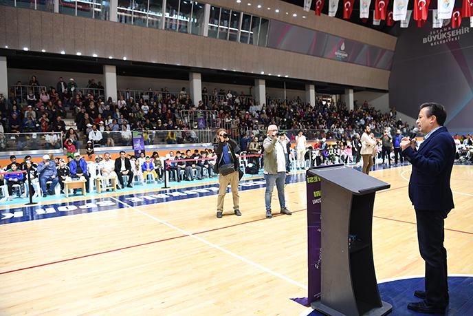 Tuzla Spor Okulları kursları 2019-2020 sezonu başladı