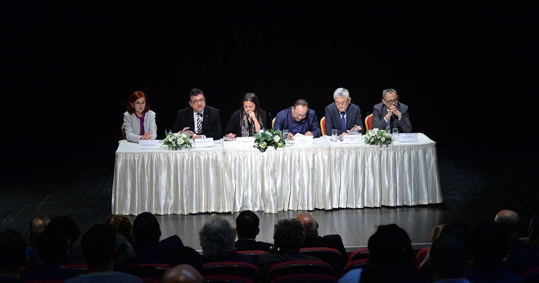 Üsküdar'da ''Prof. Dr. Ahmet Taşağıl'a Saygı Gecesi'' programı düzenlendi