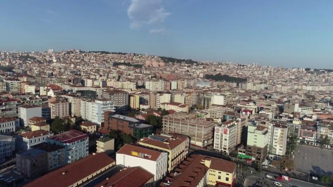 Samsun'da ipotekli konut satışı yüzde 713,6 arttı