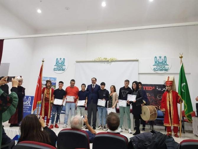 Atakum Anadolu İHL, Avrupa'dan gelen misafirleri ağırladı