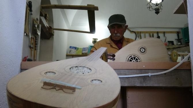 85 yaşında 103. udunu yapıyor