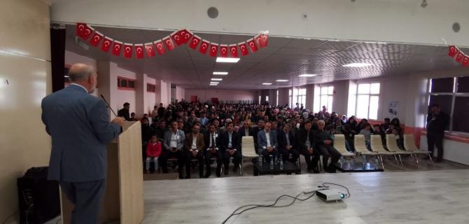 Başkale'de 'Mevlid-i Nebi Haftası' programı