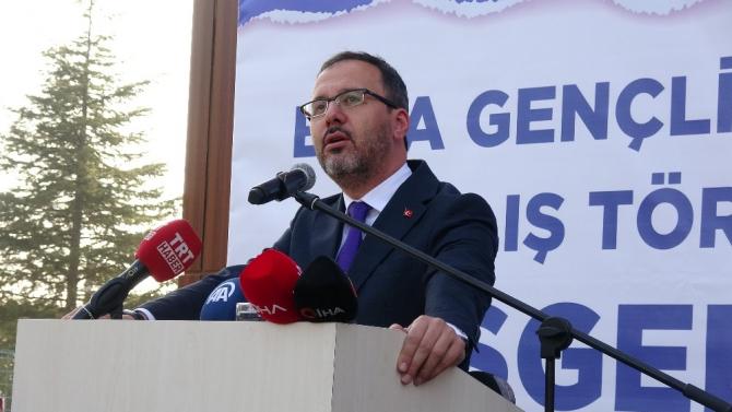 Bakan Kasapoğlu'ndan Çanakkale'ye müjde üstüne müjde