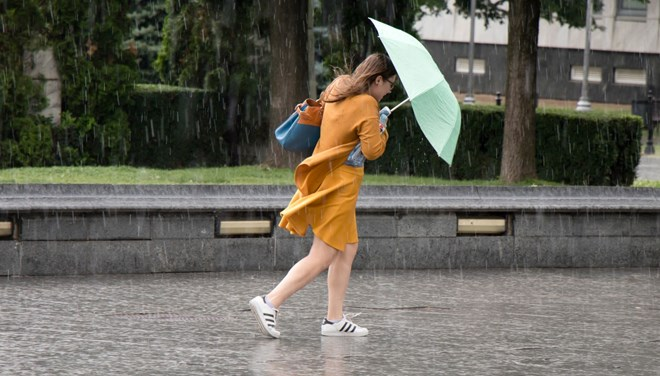 Meteoroloji'den son dakika hava durumu ve sağanak yağış uyarısı