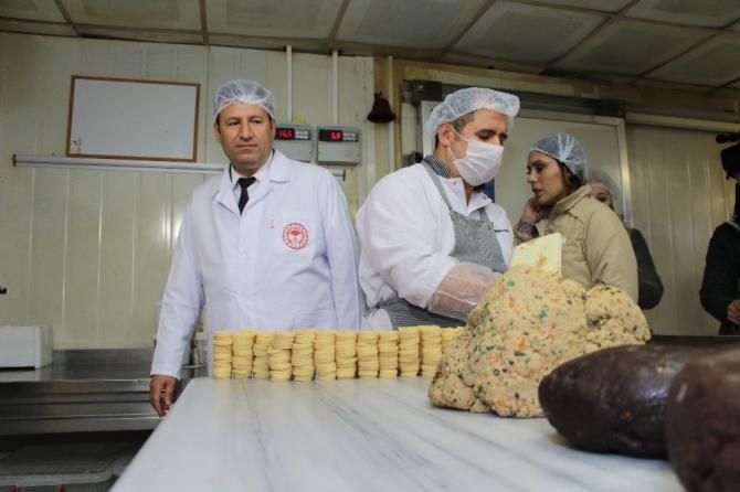 """Tarım ve Orman Bakanlığının """"ürün bazlı"""" gıda denetimi unlu mamuller ile devam etti"""