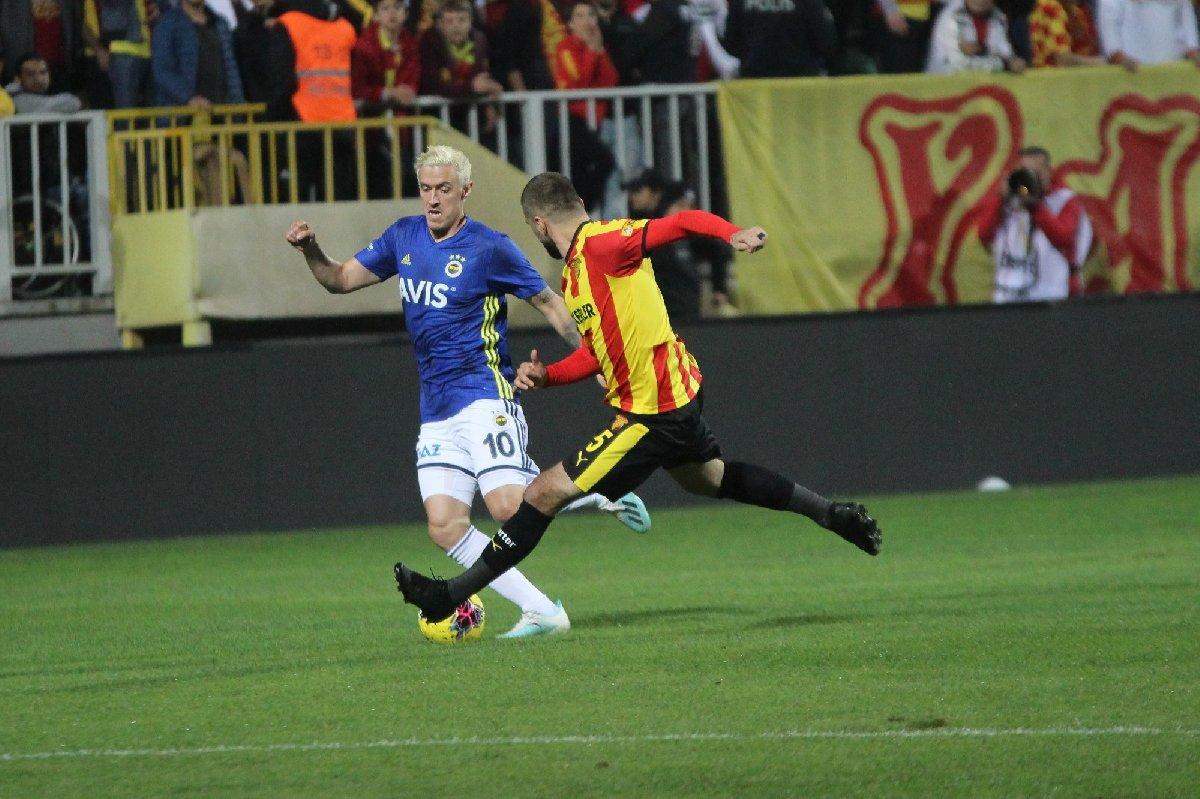 MAÇ SONUCU | Göztepe 2-2 Fenerbahçe