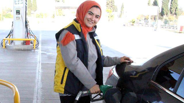 Gelin adayı Hanife Gürdal'dan itiraf: Benzinlikte çalışırken taciz edildim