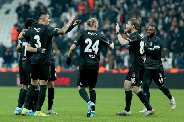 Beşiktaş Kayserispor maç sonucu | Beşiktaş Kayserispor özeti