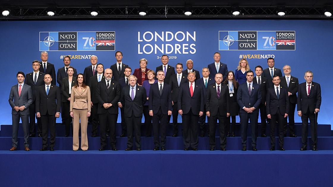 NATO Liderler Zirvesi başladı! Cumhurbaşkanı Erdoğan da katıldı