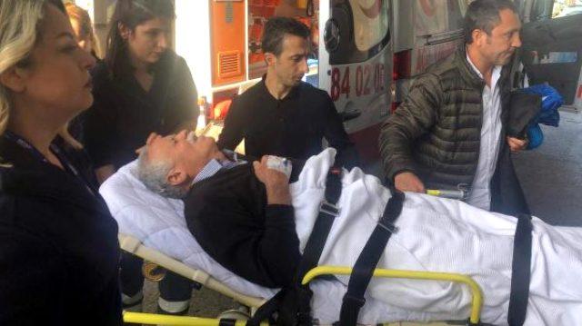 Selahattin Demirtaş'ın anne ve babasını taşıyan araç kaza yaptı!