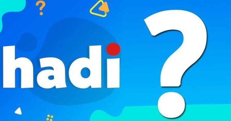 20:30 HADİ ipucu cevabı nedir? 10 Aralık HADİ joker kodu nedir?