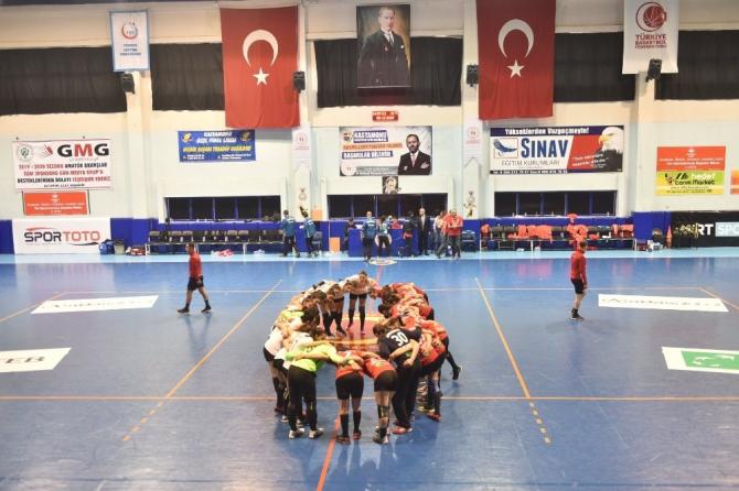 Kastamonu Belediyespor, ligde ilk yarıyı namağlup lider tamamladı