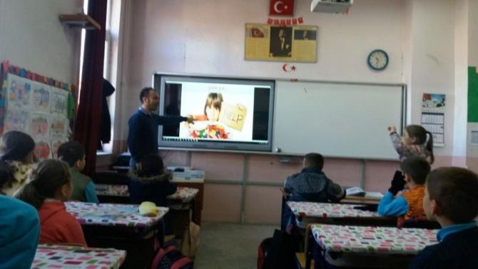 Hisarcık'ta sağlıklı beslenme ve diyabet eğitimi