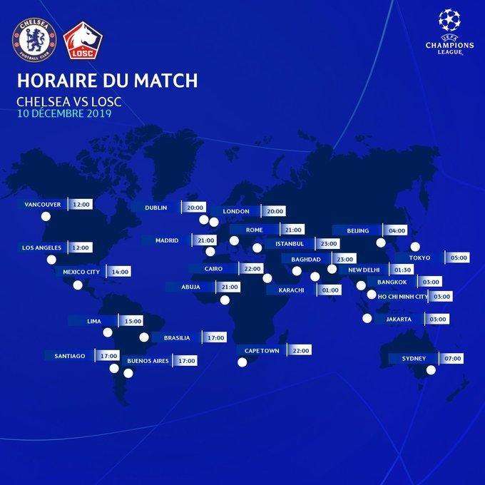 Chelsea Lille maçı ne zaman, saat kaçta, hangi kanalda?