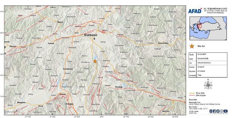 Deprem mi oldu? Son depremler neler?