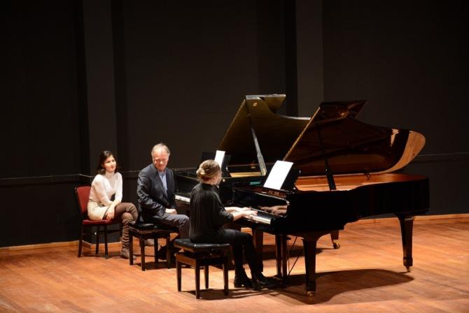 Anadolu Üniversitesinden 'Piyano Günleri'